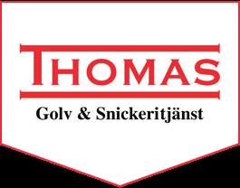 Thomas Golv och Snickeritjänst
